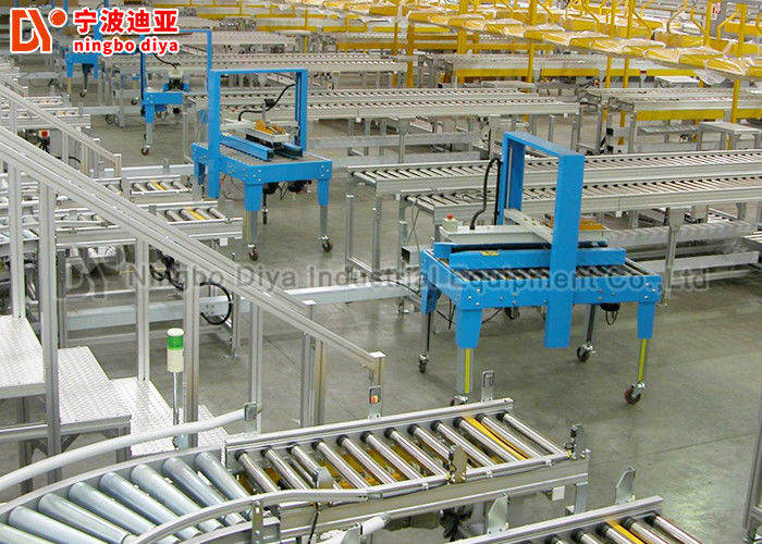 Heavy Duty Warehouse Storage Racks , J19 Warehouse Storage Rack Systems